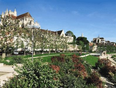 Notre belle ville d'Auxerre