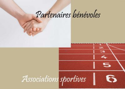 Associations Sportives – Bénévoles
