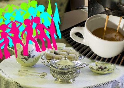 Pause cafés – Salons de thé – Bars – Discothèques