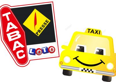 Tabacs – Taxis