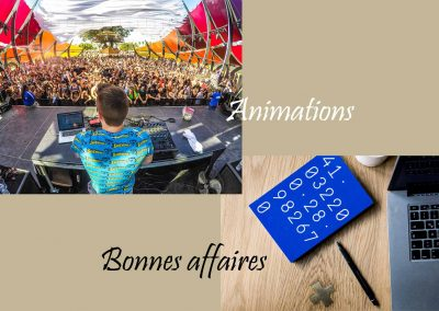 Bons plans – Animations à venir