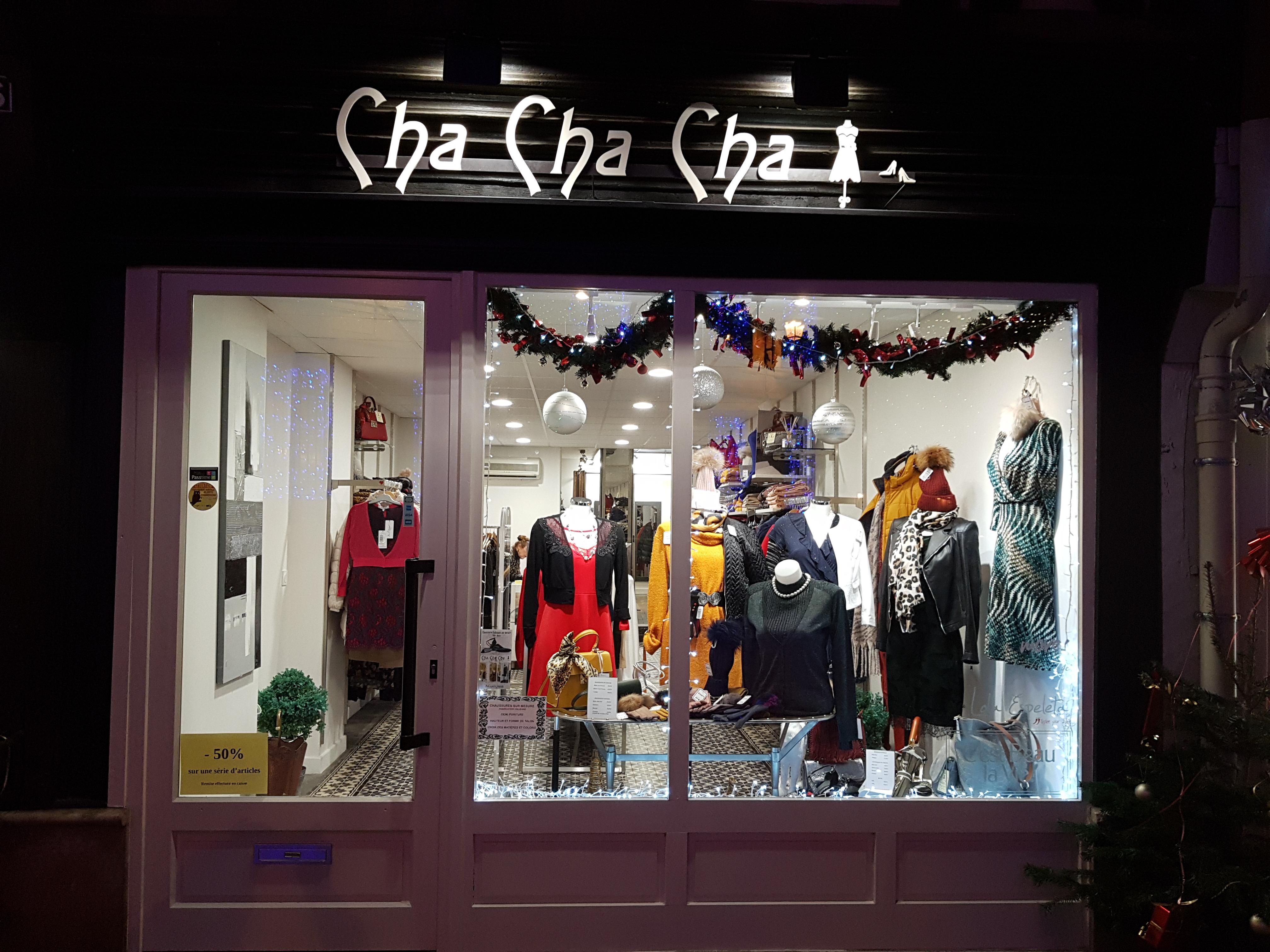 Cha Cha Cha - Les commerçants du centre ville d' Auxerre
